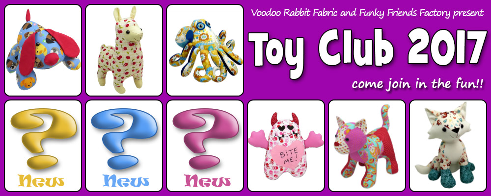 Toy of the month club 2017 alternative cool funky online for Craft of the month club